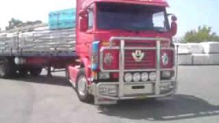SCANIA 143M 450 V8 SOUND