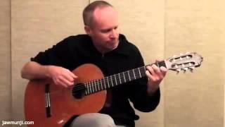 Goodnight Saigon fingerstyle guitar