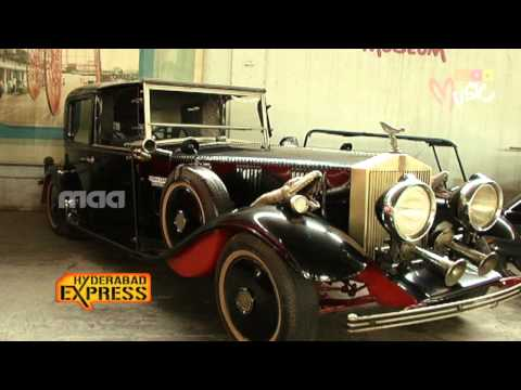 Hyderabad Express Episode 8 : Sudha Cars Museum