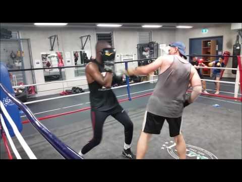 Sydney Uni Boxing