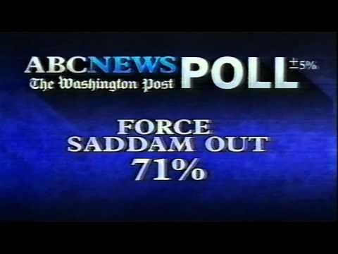 ABC World News Saturday Feb 23, 1991 Peter Jennings WVUE-TV8