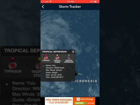 Superstorm Yutu will hit the Northern Mariana Islands