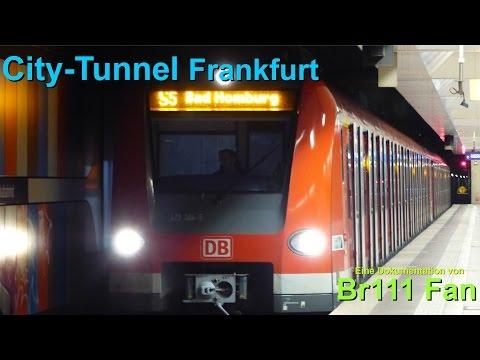 Br111 Fan [Doku]: City Tunnel Frankfurt (2017)