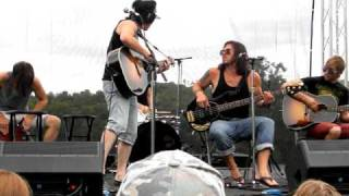 Cadillac Phunque - Family Force 5 - Purple Door 2010 (live)