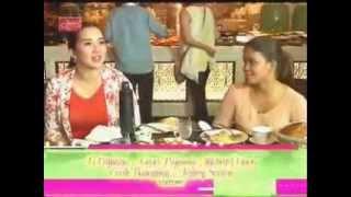 Spiral Manila Buffet Featured on Kris TV