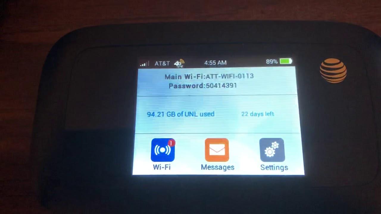 Netgear Unite Explore 815s ATT 4G LTE Unlimited 30 Days Unlimited Data INCLUDED