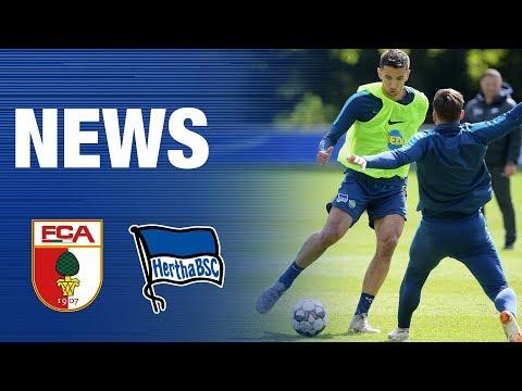 RUNE ERFOLGREICH OPERIERT - News Vor Augsburg - Hertha BSC