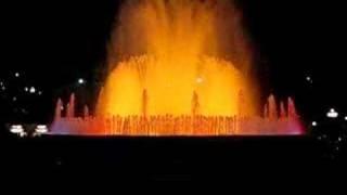Танцующие фонтаны в Барселоне(Танцующие фонтаны в Барселоне., 2008-05-31T07:48:23.000Z)