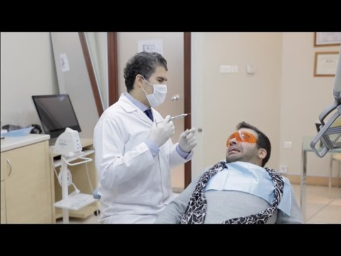 Different types of dental patients w/ Dr. Rocco