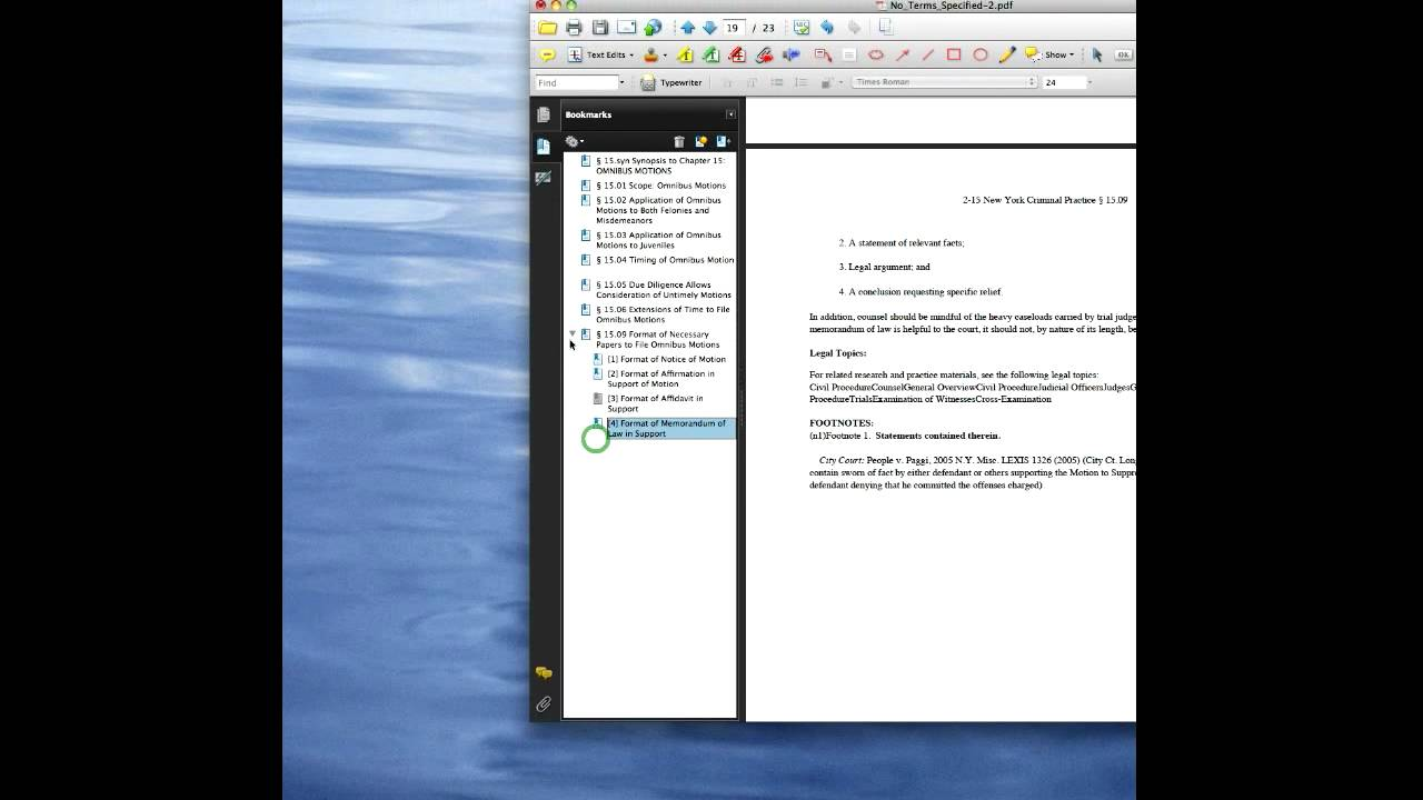 Bookmarking Pdf For Ipad And Goodreader