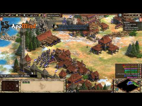 1. Horsemen Of The Apocalypse: The Golden Horde - Age Of Empires II: Definitive Edition [AoE2DE]