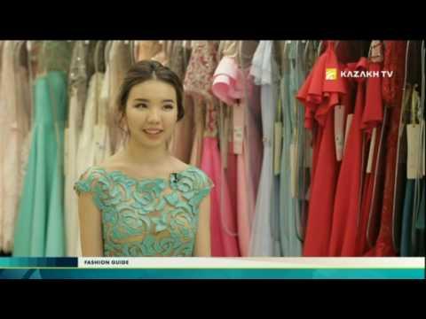 Fashion Guide №6 (06.05.2017) - Kazakh TV