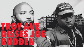 "Troy Ave disses Joe Budden... ""Press Spray"""