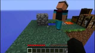 Sky block survival-פרק 1 חלק 1