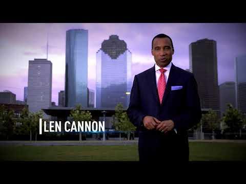 KHOU 11 Len Cannon Resume Image