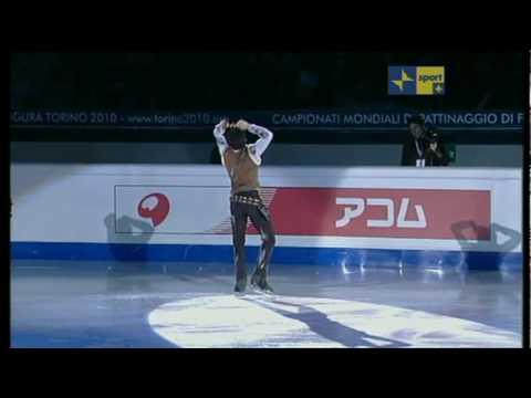 Ice Skating World Champs Torino 2010 - Gala - Samu...