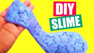 How To Make Galaxy Slime Without Liquid Starch and Borax Magical Slime by Bum Bum Surprise Toys
