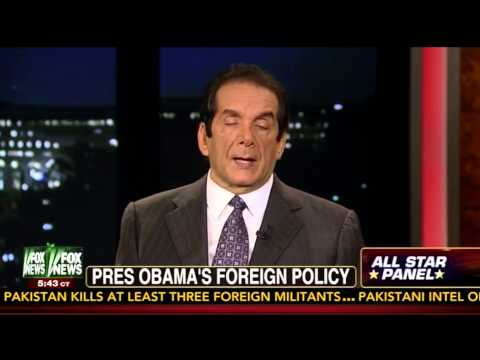 Obama Out of his League on Foreign Policy