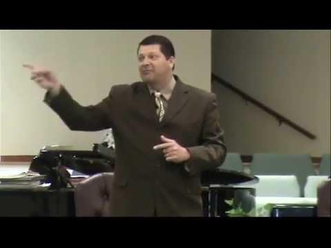 New Life Baptist Church - Divine Providence - Associate Pastor, Rev. Todd Davis