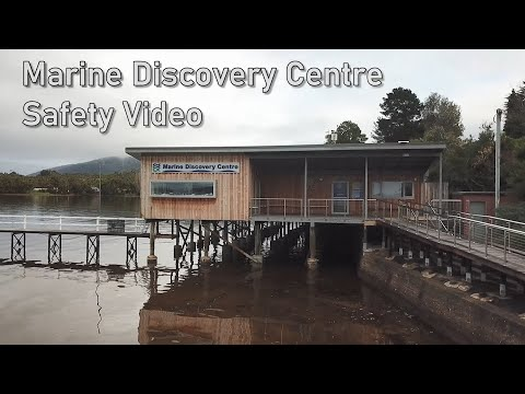 Marine Discovery Centre Safety Video