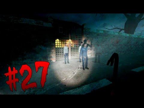 Прохождение страшных карт в garrys mod часть 27