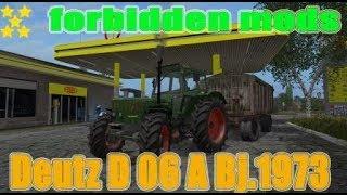 "[""Deutz D06"", ""Deutz D06 1973"", ""Mod Vorstellung Farming Simulator Ls17:Deutz"", ""Mod Vorstellung Farming Simulator Ls17:Deutz D06"", ""Mod Vorstellung Farming Simulator Ls17:Deutz D06 1973""]"