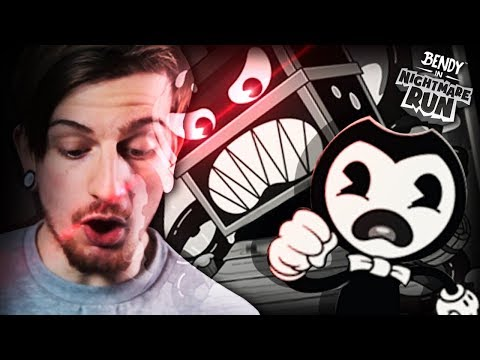 BENDY.. WHAT DID YOU DO!?    Bendy In Nightmare Run (Episode 1 COMPLETE)  