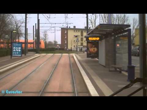Alstom TFS Rouen - De Boulingrin A Georges Braque - Trajet Complet