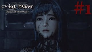 "Fatal Frame V: Maiden of Black Water - Walkthrough Part 1: ""Prologue"" {English, Full 1080p HD}"
