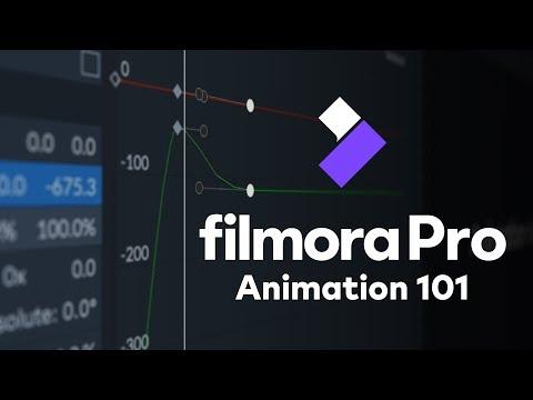Animation 101: A Guide to Basic Keyframing   FilmoraPro Tutorial