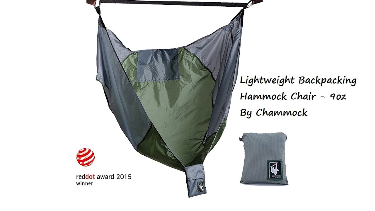chammock chair  lightweight backpacking hammock chair chammock chair  lightweight backpacking hammock chair   youtube  rh   youtube