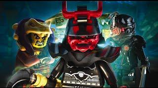 LEGO Ninjago Shadow of Ronin Walkthrough Gameplay