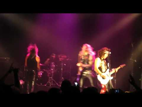 Steel Panther - Eatin Ain't Cheatin - The Gramercy - NYC - 10.11.11