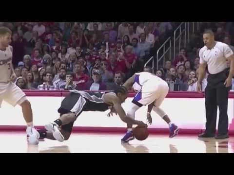 Move of The  Day - Crossover Steal