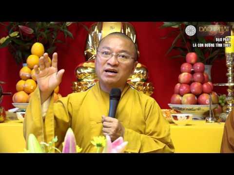 Vấn đáp: Bồ tát giới và ăn chay trường, Đạo Phật là con đường tỉnh thức, Tín ngưỡng trong đạo Phật, Đạo Phật cho ngày mai, Danh xưng trong Phật giáo Việt Nam, Tam thời hệ niệm
