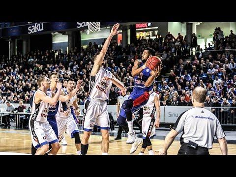 Kalev vs CSKA Highlights April 11, 2018