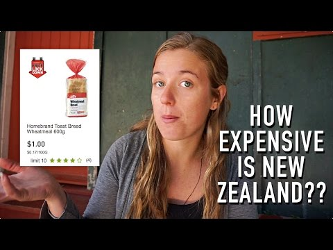 TRAVEL TIPS: HOW EXPENSIVE IS NEW ZEALAND??