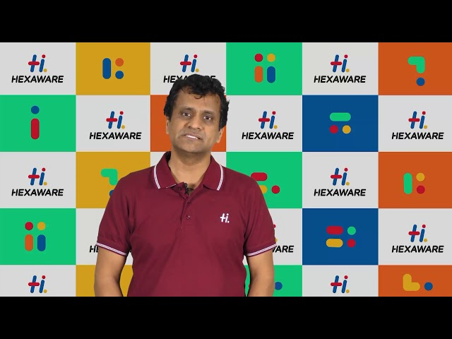 Hexaware's Multi-Channel Testing Solution HexawareVideos 33 views   Intelligent Workplaces: Enriching User Experience with Enterprise Chatbots| Hexaware Webinar HexawareVideos 68 views   Senior Management Trainee Program at Hexaware India HexawareVideos 1
