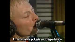 Radiohead - Fake Plastic trees(Sub. español - mejor subtitulado)