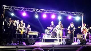 Shirley Davis & The Silverbacks - Festival Costa del Soul (Estepona)