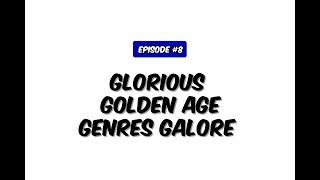 "COMICS CRASH COURSE - EPISODE #8 ""Glorious Golden Age Genres Galore"""