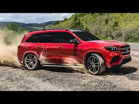 ПЕРВЫЙ ТЕСТ! GLS 2020 и НОВЫЙ MB GLB! BMW X7 будет непросто. Обзор. Mercedes-Benz. AMG. 580 & 400d.