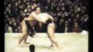 Kitanoumi vs. Takanohana : Kyushu 1972