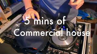 5 MINS OF... Commercial House