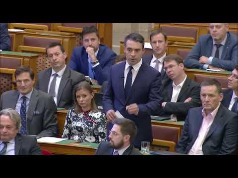 Vona Gábor azonnali kérdése Orbán Viktorhoz (2017.10.09.)