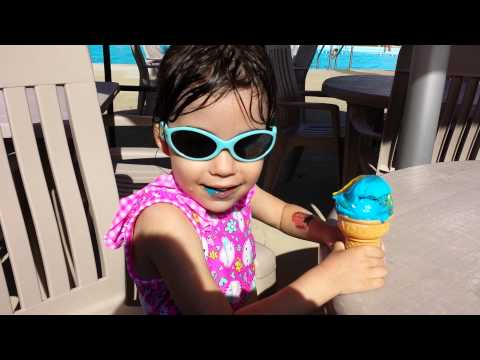 Superman Ice Cream Review Again