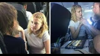 Blind and deaf man can't communicate on flight – then 15-year-old girl steps forward and changes eve thumbnail