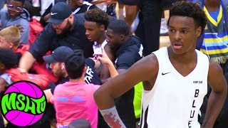Download Bronny Blue Chips TESTED by Local Team at Balling on the Beach 2019 Mp3 and Videos