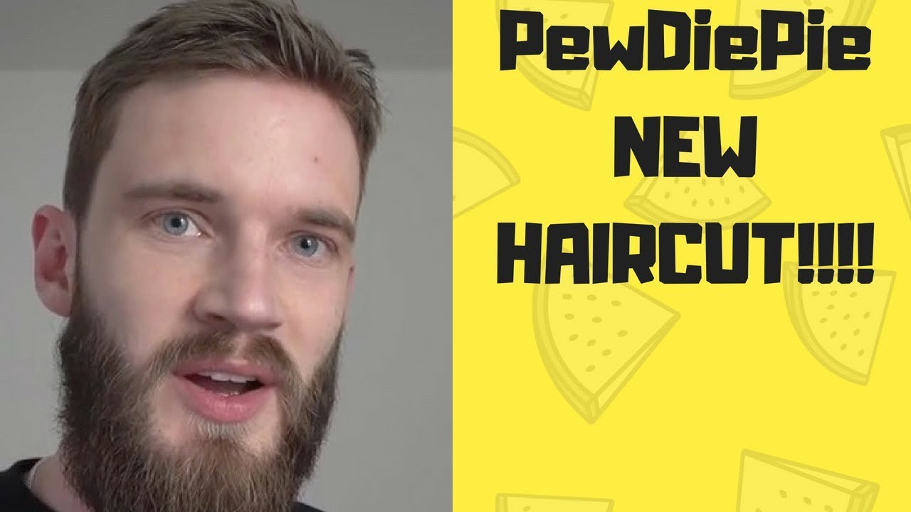 Pewdiepie Short Haircut Tutorial Thesalonguy Youtube
