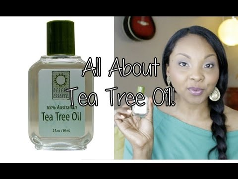 ✰All About Tea Tree Oil + My Favorite Uses for it!✰